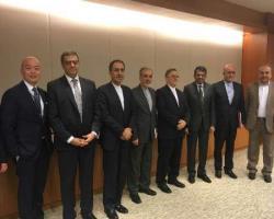 توافق روسای بانک های مرکزی ایران و سنگاپور برای همکاری های بانکی