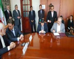 ایران و اکوادور سه سند همکاری بانکی و کشاورزی امضا کردند