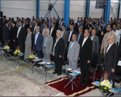 تقدیر جهانگیری و تحسین نعمت زاده از نقش حمایتی بانک ملی ایران در راهاندازی شرکتهای آریاترانسفو