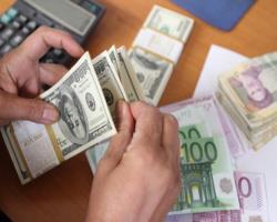 کاهش نرخ دلار و پوند